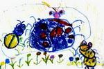触景生情儿童画