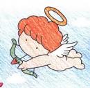 天使简笔画画法图解