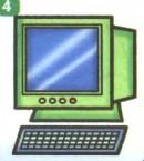 电脑简笔画图片大全(4个教程)