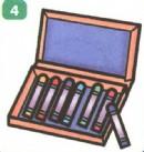 一盒蜡笔简笔画图解教程2个