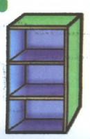 书柜简笔画大全(2个教程)