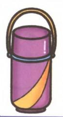运动水壶简笔画(2个教程)