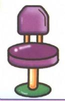 转椅简笔画画法图解