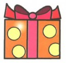 礼物盒简笔画图片大全(2个教程)