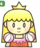 可爱公主简笔画
