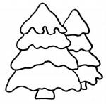 圣诞树简笔画图片与知识