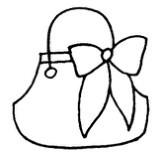 包包怎么画简笔画图解