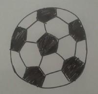 文体用品-足球简笔画视频教程
