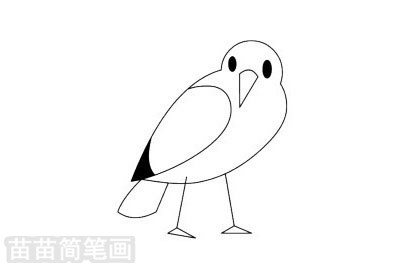 海鸥简笔画图片大全作品二
