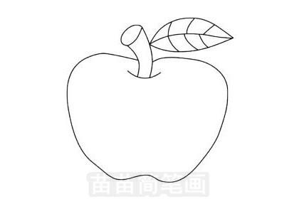 水果简笔画图片大全作品一