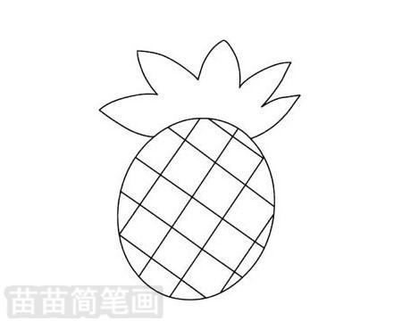 水果简笔画图片大全作品二