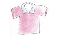 T恤衫简笔画简单画法