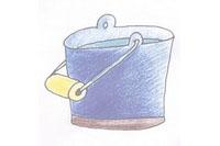 水桶简笔画简单画法