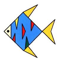 鱼简笔画怎么画