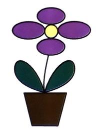 花盆简笔画怎么画