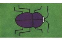 甲虫简笔画怎么画