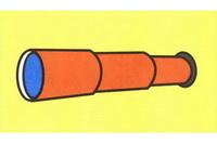 望远镜简笔画怎么画