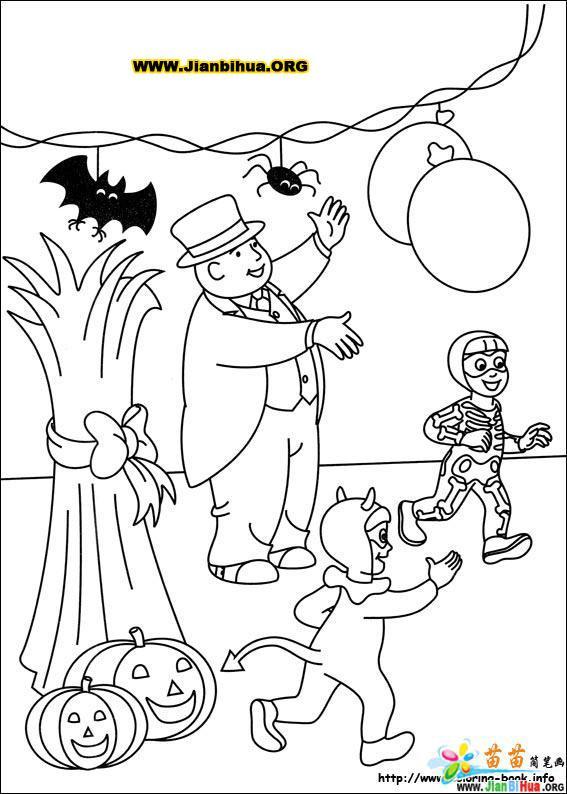 托马斯与小火车简笔画39张(第35张)